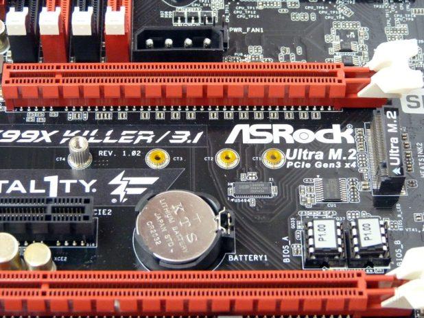 ASRock BIOS update CHIP