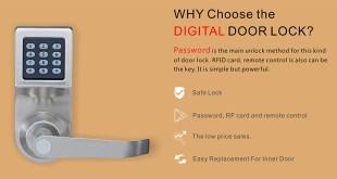 best keyless digital door lock