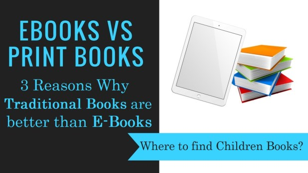 ebooks vs printed books