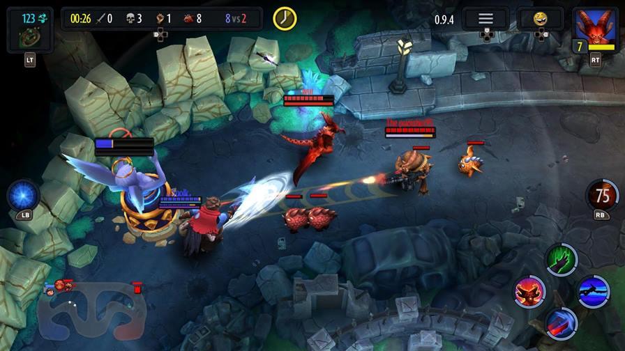 Melhores Jogos Para Android Da Semana 122015 Mobile Gamer Tudo Sobre Jogos De Celular