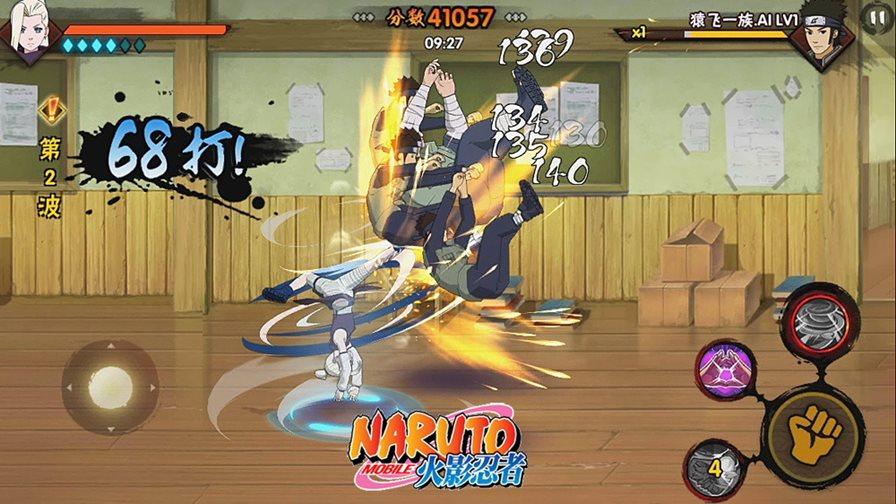 Naruto mobile apk english version | Naruto Mobile MOD APK