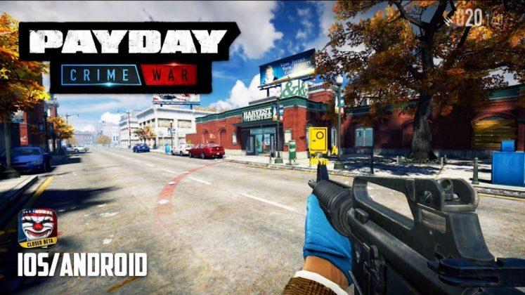 payday crime war android iphone 1024x576 - Destaques da semana, jogos para mobile de 05 a 11 de agosto