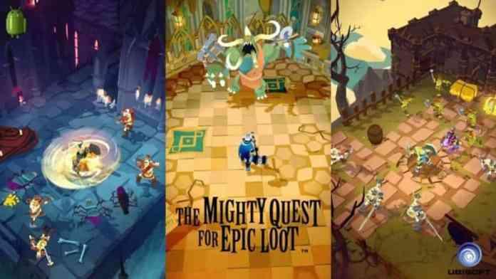 The-Mighty-Quest-for-Epic-Loot-Mobile-android-ios Melhores Jogos para Celular da Semana (12-07-2019)