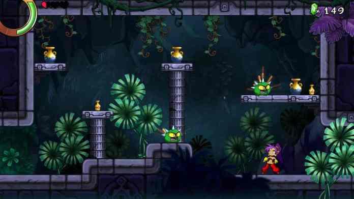 Shantae-and-the-Seven-Sirens-1 Shantae and the Seven Sirens chegará ao Apple Arcade