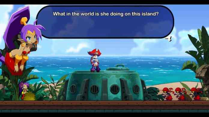 Shantae-and-the-Seven-Sirens-5 Shantae and the Seven Sirens chegará ao Apple Arcade