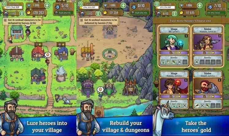 hero park android ios - Destaques da semana os jogos para mobile de 29 de julho a 04 de agosto