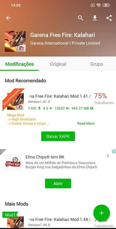 free-fire-hack-happymod-2020-3 HappyMod: Novo Hack de Free Fire 2020