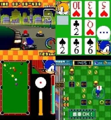 Sonic-kart-sonic-cafe-games Sonic 30 anos: relembre os jogos para celular do mascote da SEGA
