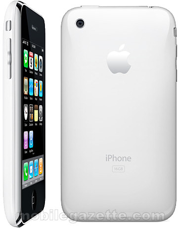 Apple iPhone 3G (white)