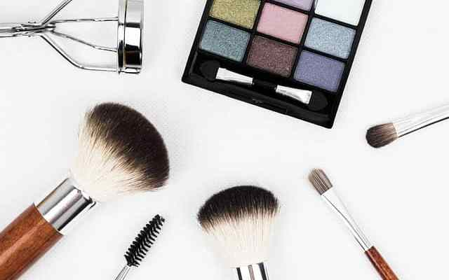 branded makeup items