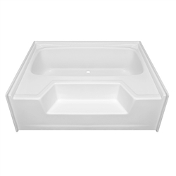 54 X 40 Garden Tub For Mobile Homes 54x40 Garden Tub
