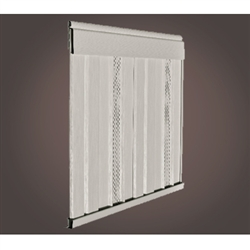Center Vent Skirting Panels For Manufactured Homes