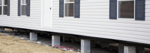 Land for manufactured homes