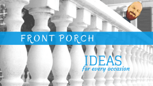 Mobile Home Front Porch Ideas For Every Occasion