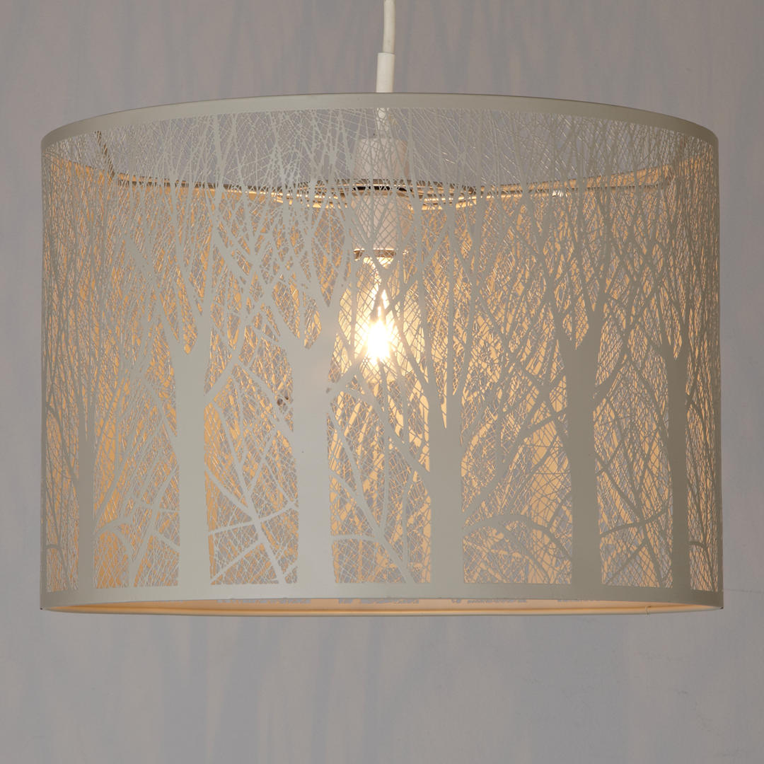 Woodland ceiling shade