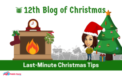 12th Blog Of Christmas: Last-Minute Christmas Tips