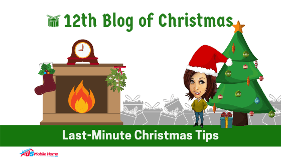 """Featured image for """"12th Blog Of Christmas: Last-Minute Christmas Tips"""" blog post"""