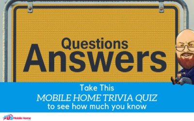 Take This Mobile Home Trivia Quiz To See How Much You Know