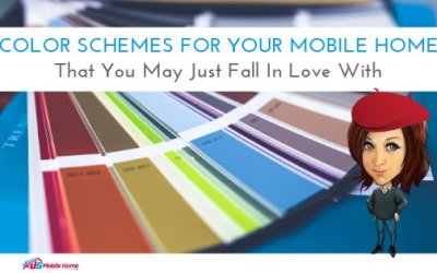 Color Schemes For Your Mobile Home That You May Just Fall In Love With