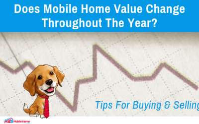 Does Mobile Home Value Change Throughout The Year?