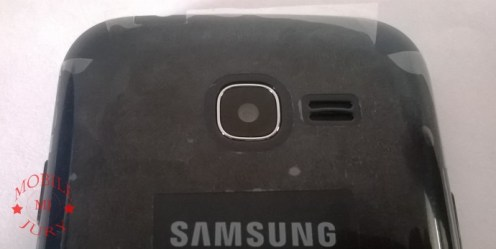 Back_Samsung Galaxy Star Pro