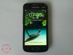 Front_Samsung Galaxy Star Pro
