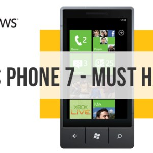 Windows Phone 7 - Must Have Apps