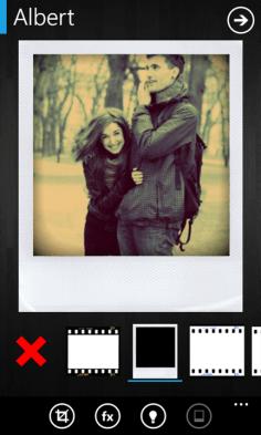 Lomogram - Foto-Filter App für Windows Phone