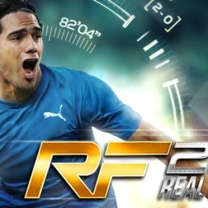 Real Football 2013 - Fußball auf Android