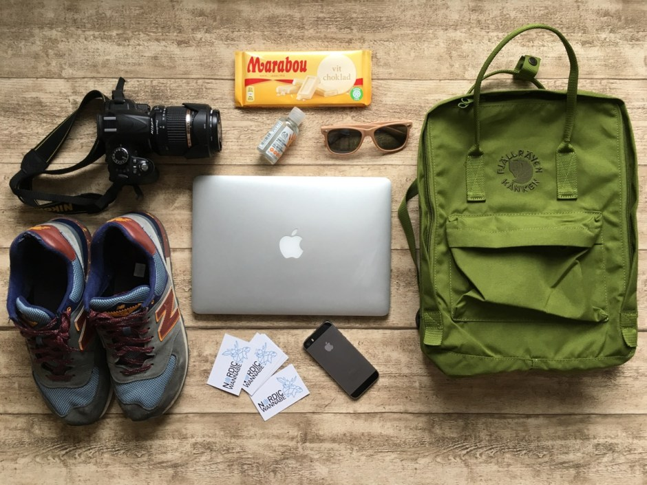 Blogger Essentials: Stefan (NordicWannabe.com)
