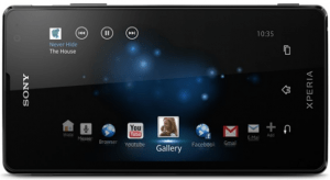 Sony xperia TX opt
