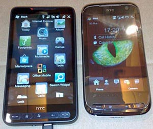 Windows Mobile Gets Capactive Multitouch with HTC Leo (Video)
