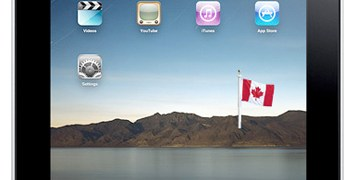 Apple iPad expected in Canada April 24th
