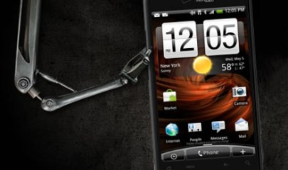 HTC Incredible, Verizon's substitute for the Google Nexus One