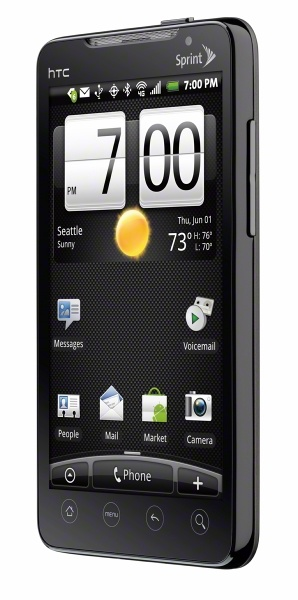 HTC Evo 4G from Sprint