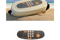 Yelpie Portable Safe for the beach