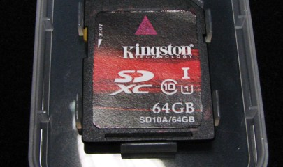 Kingston 64GB SDXC Memory Card
