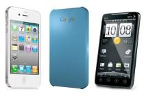 iPhone 4, Google's next-phone, HTC EVO