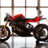 Brammo Empulse electric motorcycle