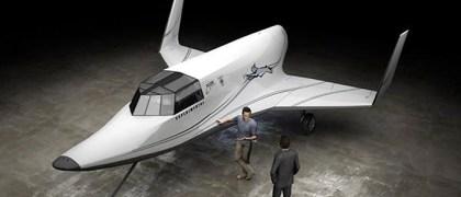 xcor-spacecraft