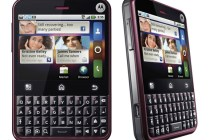 Motorola CHARM QWETRY Android smartphone