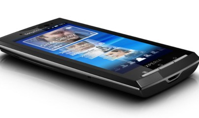 Sony Ericsson Xperia x10 headed for AT&T