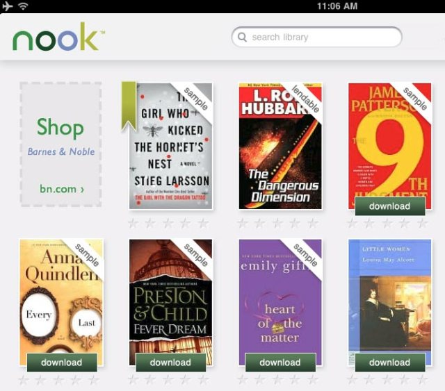 nook-library