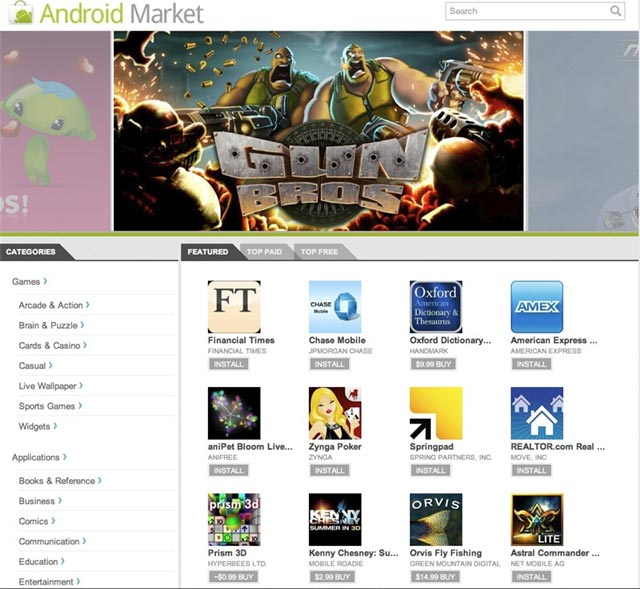 android-market-web