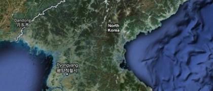 north-korea GPS jamming