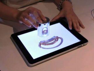 Anamorphicons iPad