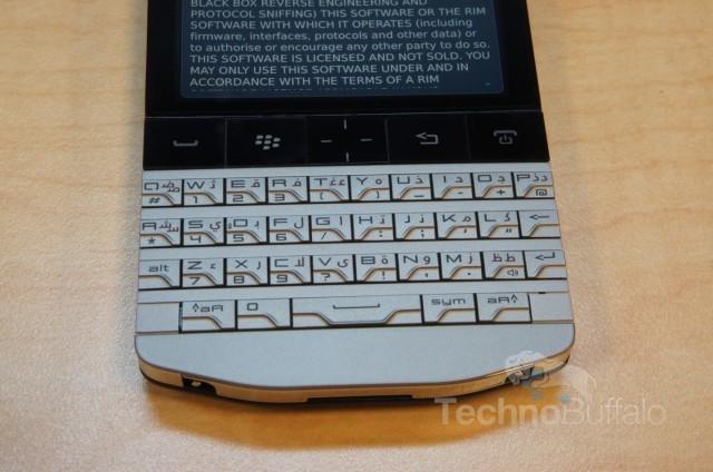 BlackBerry-P9981