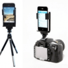 f4 Flash Dock Attaches to iPhone to a DSLR Camera Hot Shoe