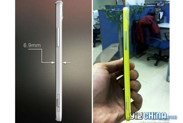 zte grand s colours leaked