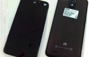 ZTE U965 leaked